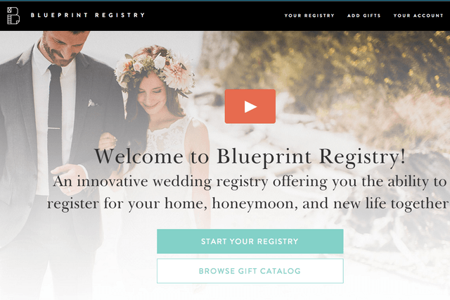blueprint registry lets you find wedding gifts room by 5