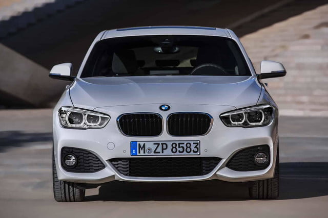 BMW Series Official Specs And Pictures Digital Trends - Bmw 1 series 2015
