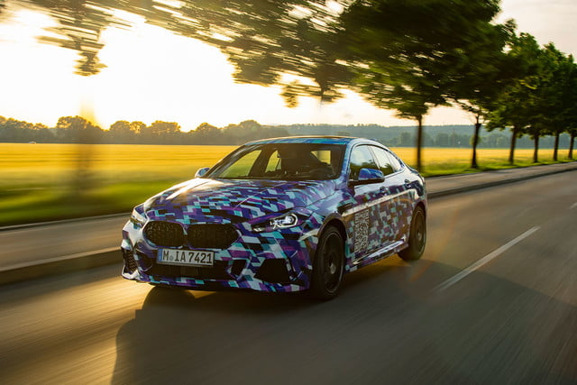 2020 BMW 2 Series Gran Coupe prototype first drive review