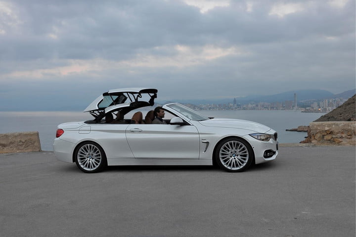Charming BMW 4 Series Convertible