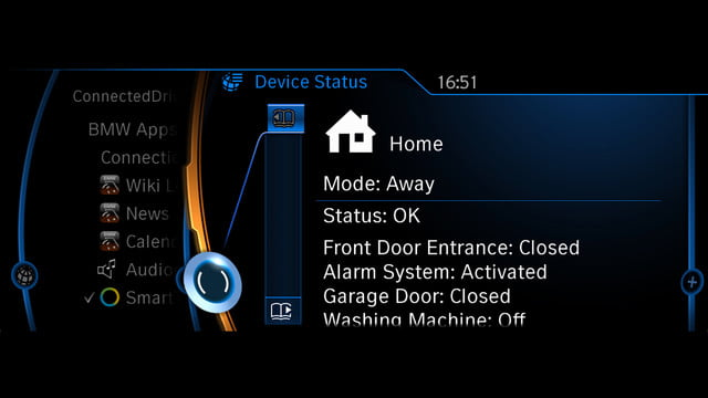 bmw announces samsung collaboration new connectivity features at ifa connecteddrive 2015 p90195180
