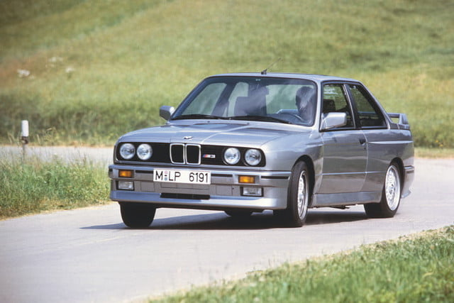 Best Bmws Ever Bmw E30 M3 4
