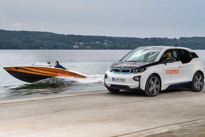 Bmw I3 Battery Pack Powers Electric Boats Details Specs Digital