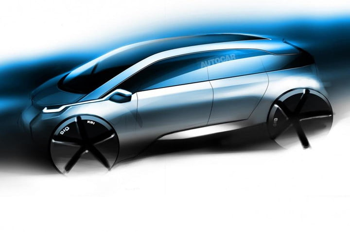 Bmw Hydrogen Vehicle Debut Pull From Detroit Auto Show Digital