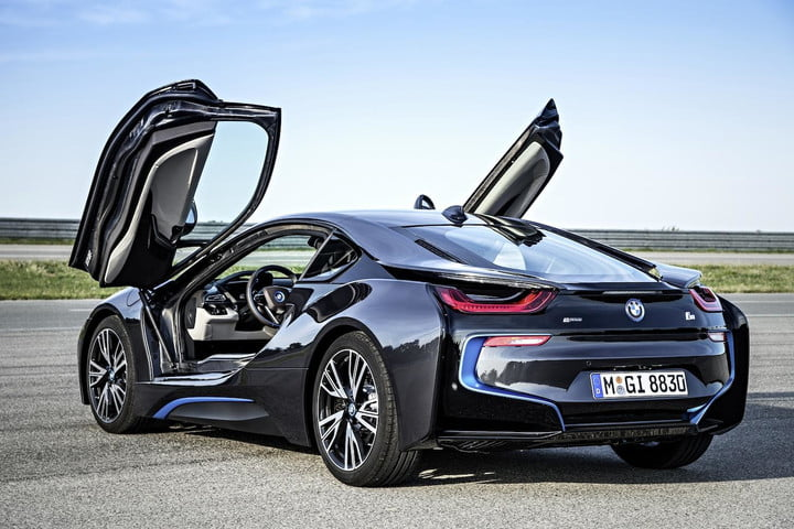 Bmw i8 before it was a hybrid it had a v8 digital trends before the bmw i8 was a hybrid it v10 and v8 6 cylinder backend sciox Image collections