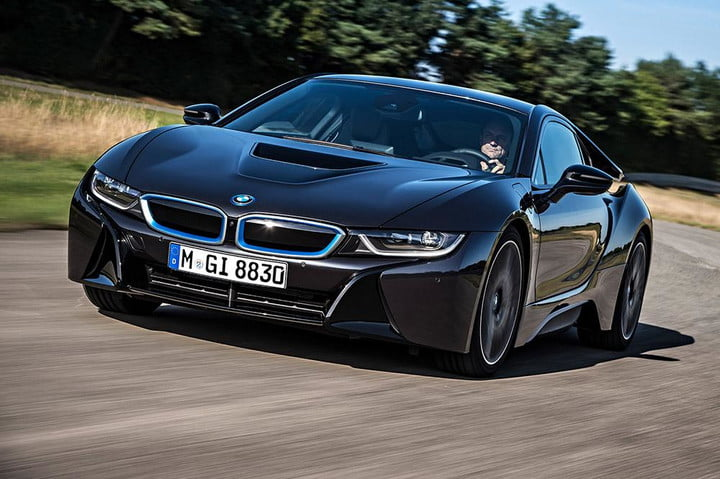 Bmw And Toyota Reportedly Working On A Hybrid Supercar I8 Drivingfront5