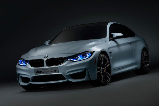 BMW M4 Concept Iconic Lights 22