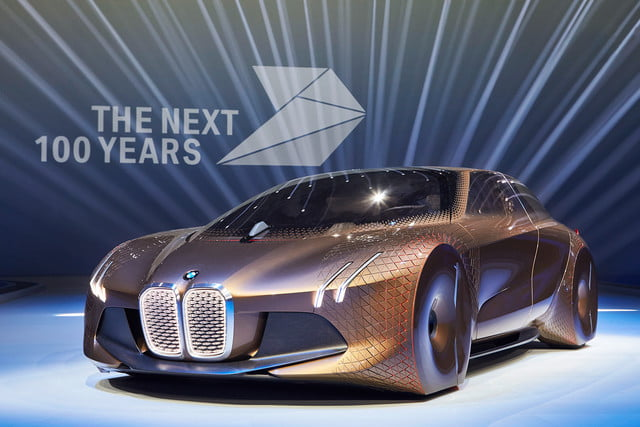 bmw vision next 100 news specs pics performance years 2116 concept 5