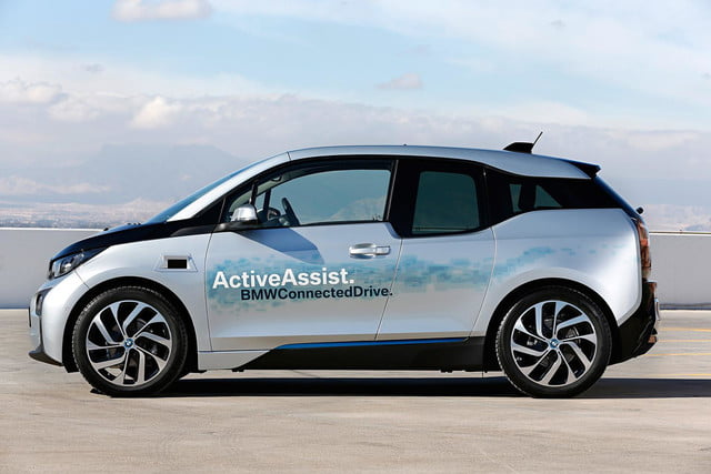 bmw automated parking technology ces 2015 remote valet 28