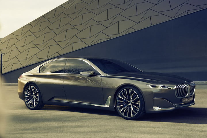 Bmw Working On 9 Series Four Door Coupe Flagship Digital Trends