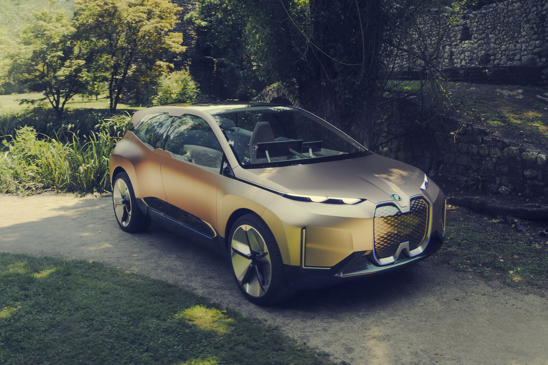 Exclusive Production Bmw Inext Will Have Fully Autonomous Tech By