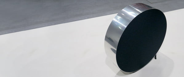 Bang & Olufsen Beosound Edge is the wireless home speaker you won't want to hide