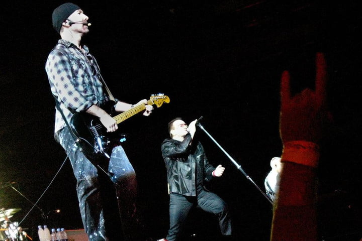 U2 loses a 'family member' as manager Dennis Sheehan was found dead this morning