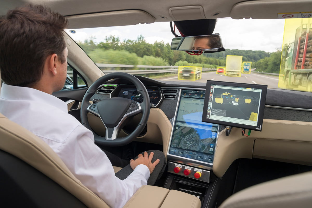Bosch automated driving preview