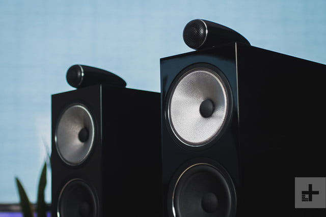 Bowers Wilkins Speakers >> Bowers And Wilkins 702 S2 Review Digital Trends