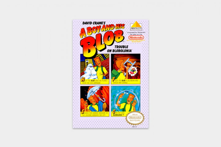 best nes games ever boy blob photo