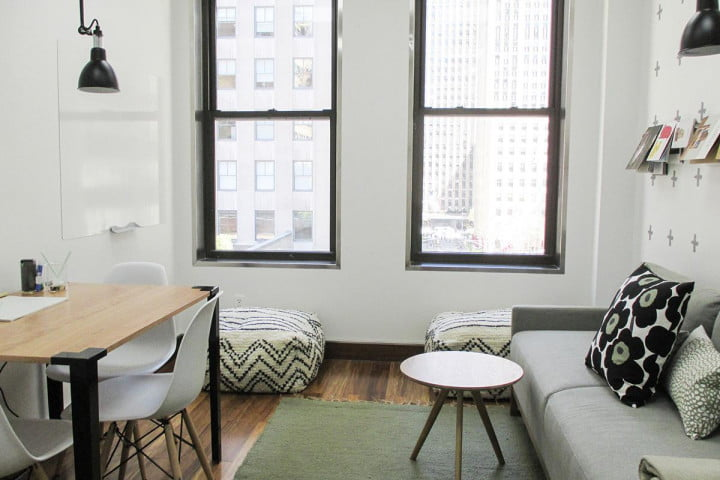 what its like to rent a quiet breather room app rock plaza 3 nyc