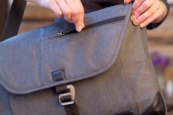 best checkpoint friendly laptop bags for travel brenthaven collins sleeve plus image