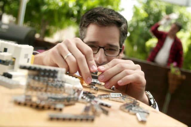 awesome tech you cant buy yet conductive legos brixo  sensor studded lego compatible building bricks