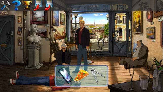 best iphone games broken sword