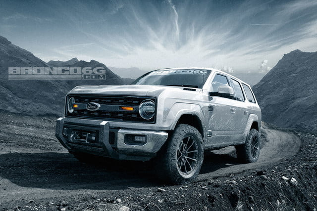 2021 Ford Bronco News Rumors Specs Release Date Digital Trends