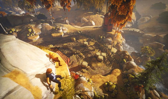 brothers a tale of two sons screenshot 19