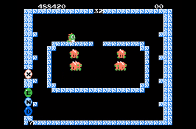 best nes games ever bubble bobble screen 3