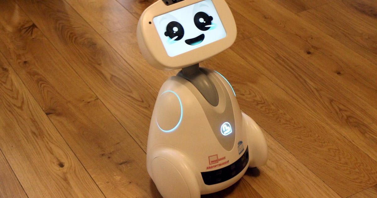 Buddy The Robot Is The Closest We Ve Got To R2 D2