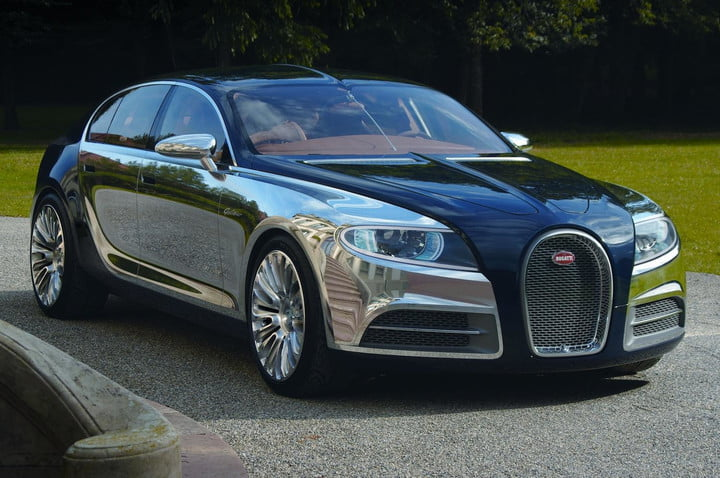 Bugatti planning new model but not a SuperVeyron or Galibier ...