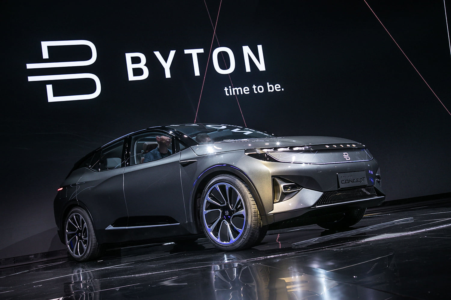 Image result for Byton