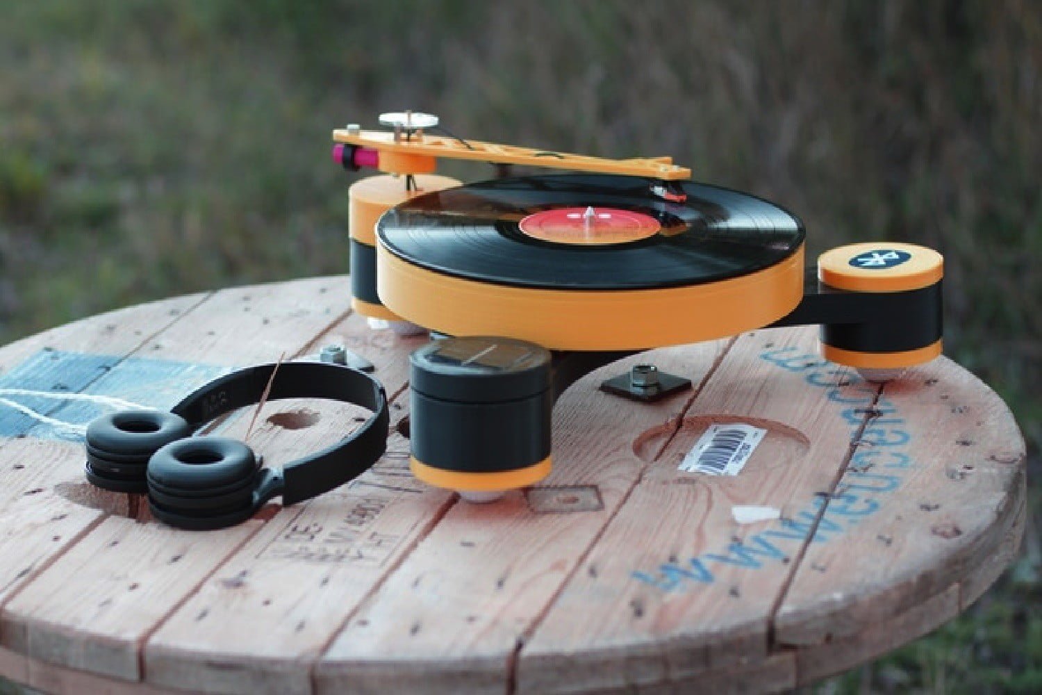 Best Turntables 2020 Take Your Vinyl on a High Tech Spin with this 3D Printable Record