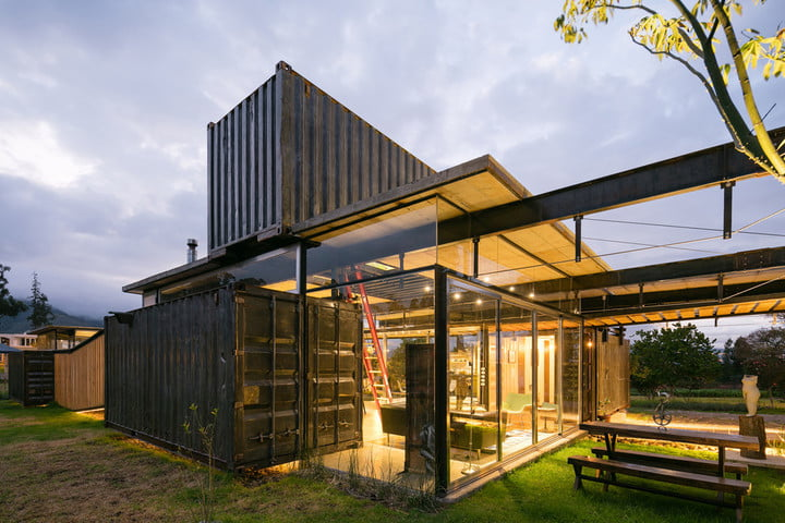 Contianer Homes Cool The Most Amazing Shipping Container Homes From Around The World . Inspiration Design