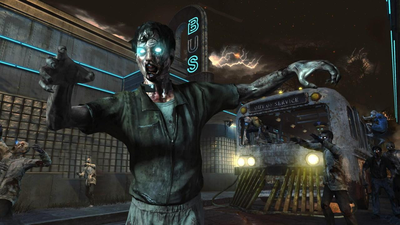 Call of Duty Zombies History, And How It Almost Didn't Happen ... Call Of Duty First Zombie Map on