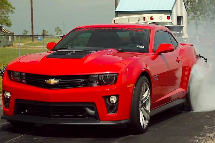 Hennessey Hpe1000 Chevrolet Camaro Zl1 Test Video Digital Trends