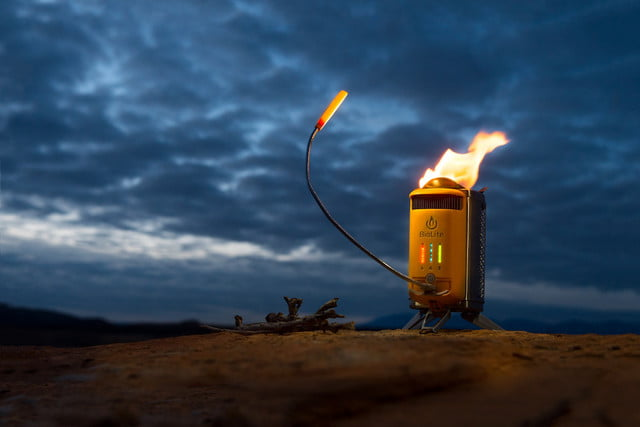 BioLite's new CampStove 2 improves on the original in just about every way