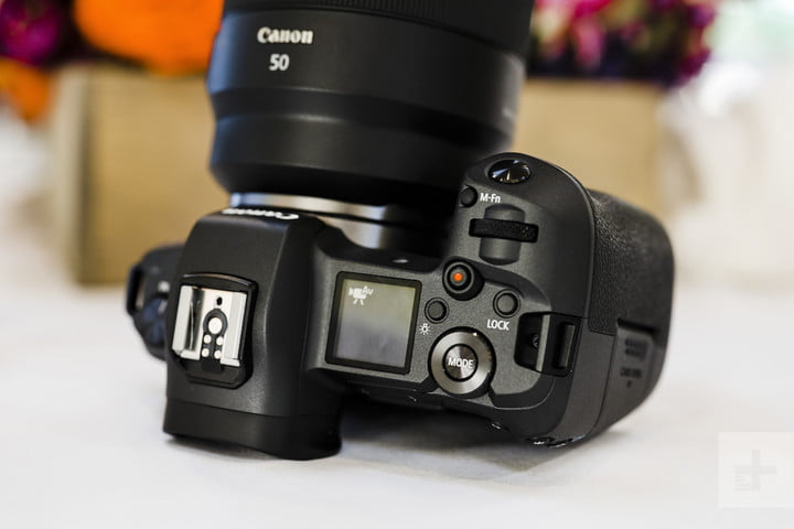 Canon EOS R Hands-on