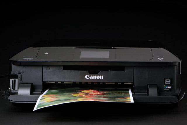 Canon Pixma MG7520 front printing