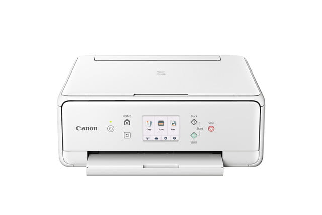 canon pixma ts all in ones ts6020 white cutout