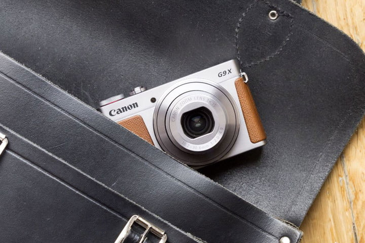 best point and shoot cameras canon powershot g9 x body