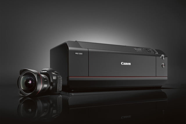 the stunning feature of canons new printer is not just tech but design canon imageprograf pro1000 3