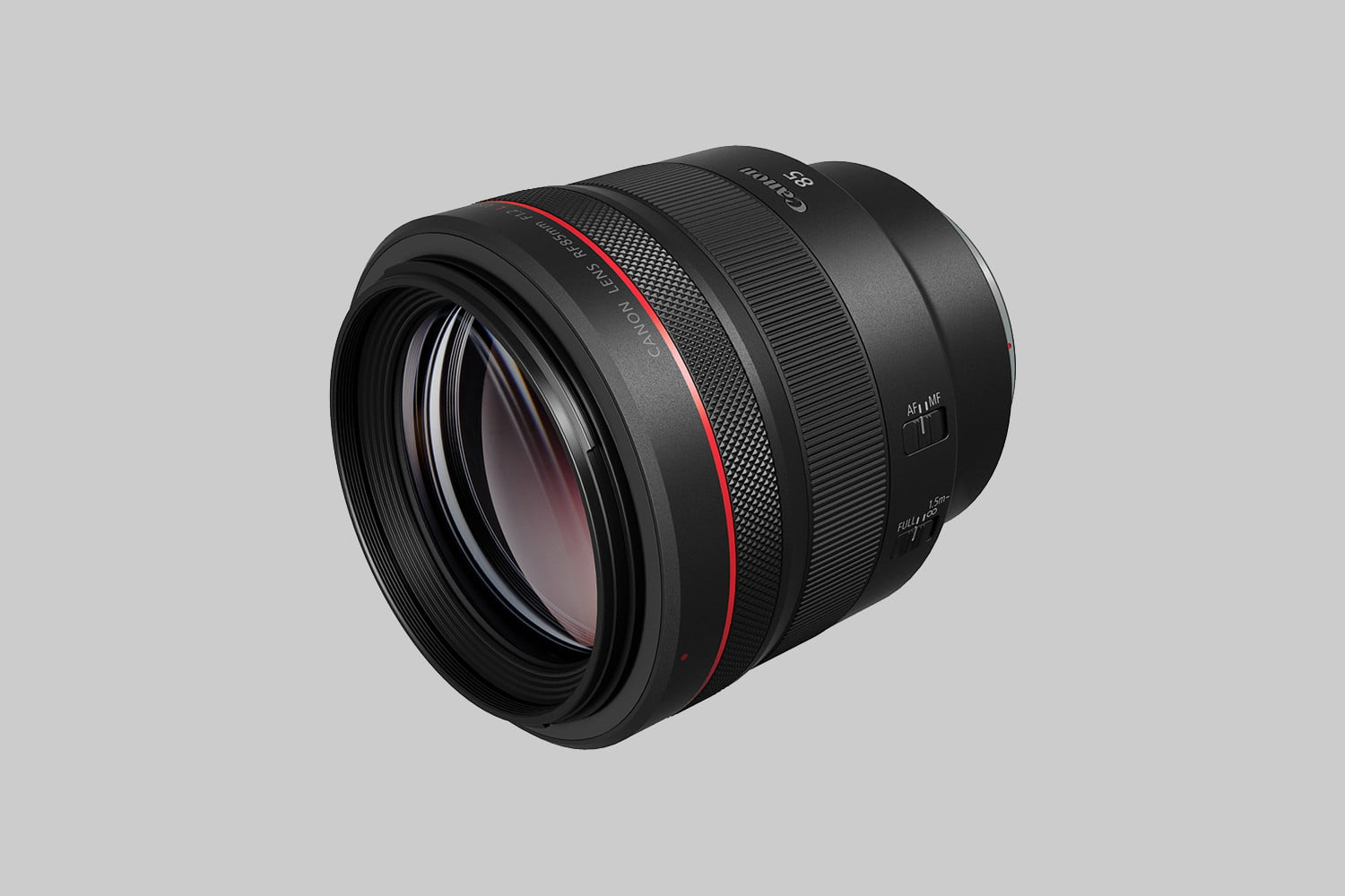 The Canon RF 85mm F/1 2 Promises High-end Mirrorless Portraits