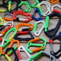 3d printed camping backpacking gear carabiners