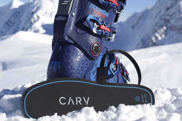 Carv Bluetooth Ski Instructor