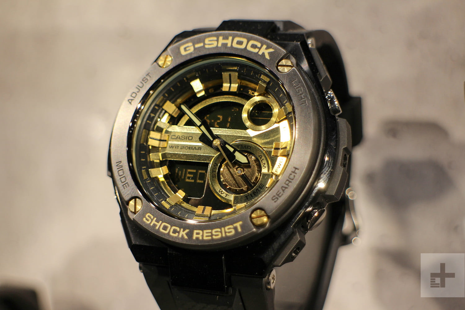 bf7c261a9 Like Your Tech Tough? Casio's G Shock Hybrid Smartwatch Is Coming ...
