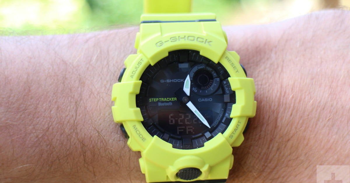Casio G Shock Gba 800 Review Digital Trends