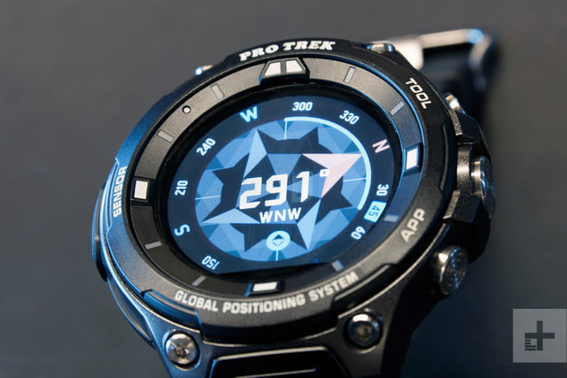 Casio Pro Trek Smart WSD-F20 review