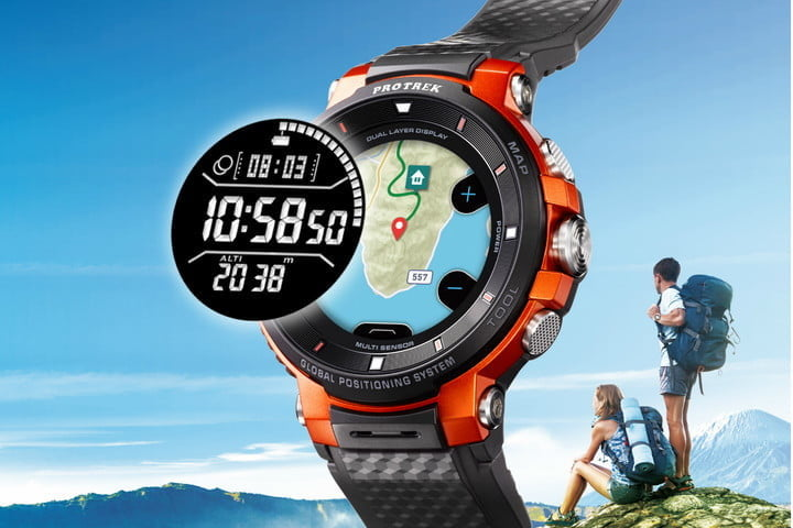 Here S Everything You Need To Know About The Casio Pro Trek Wsd F30