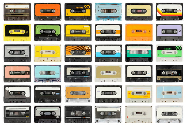 Nostalgia drove sales of cassette tapes to new heights in 2017