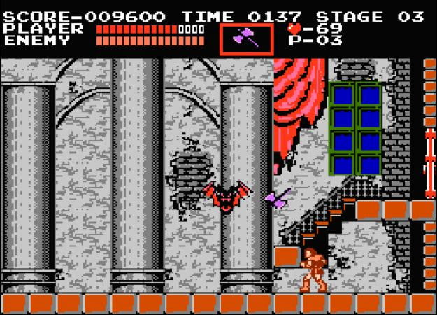 best nes games ever castlevania