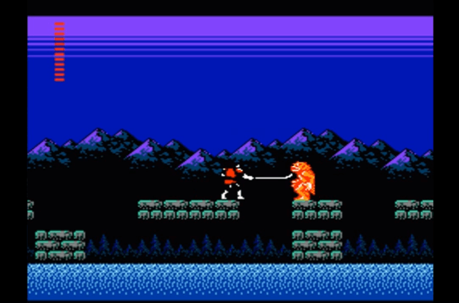 best nes games ever castlevania ii screens 3 copy